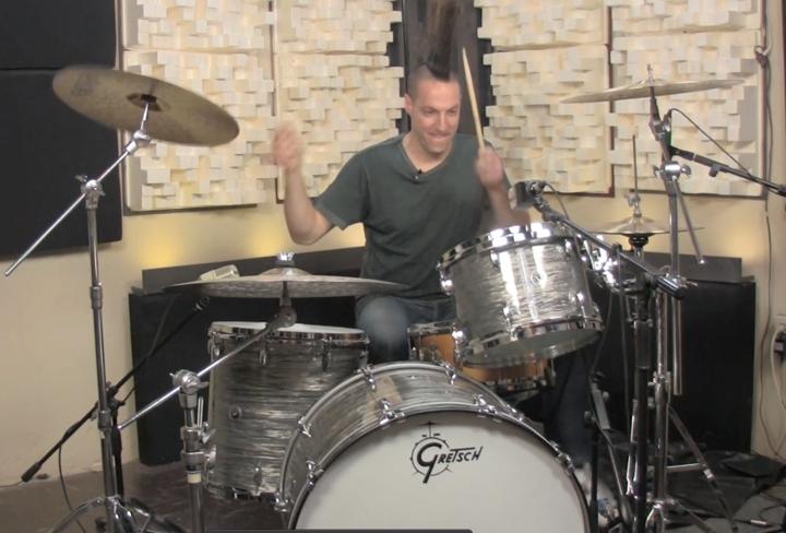 FullOnDrums.com ep4 – MXL Mics & Gretsch Drums