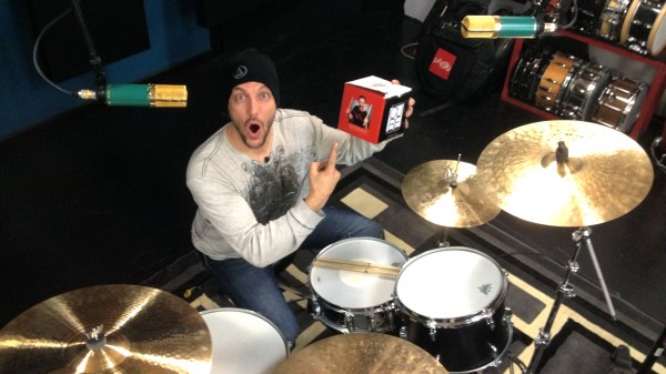 FullOnDrums.com's First Episode of 2013!
