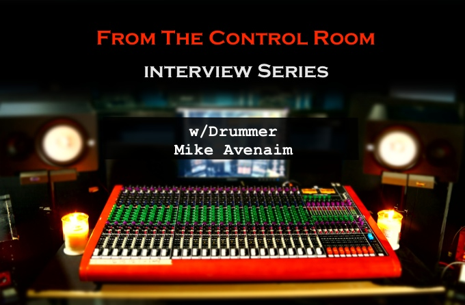 From The Control Room w/Mike Avenaim (w/video)