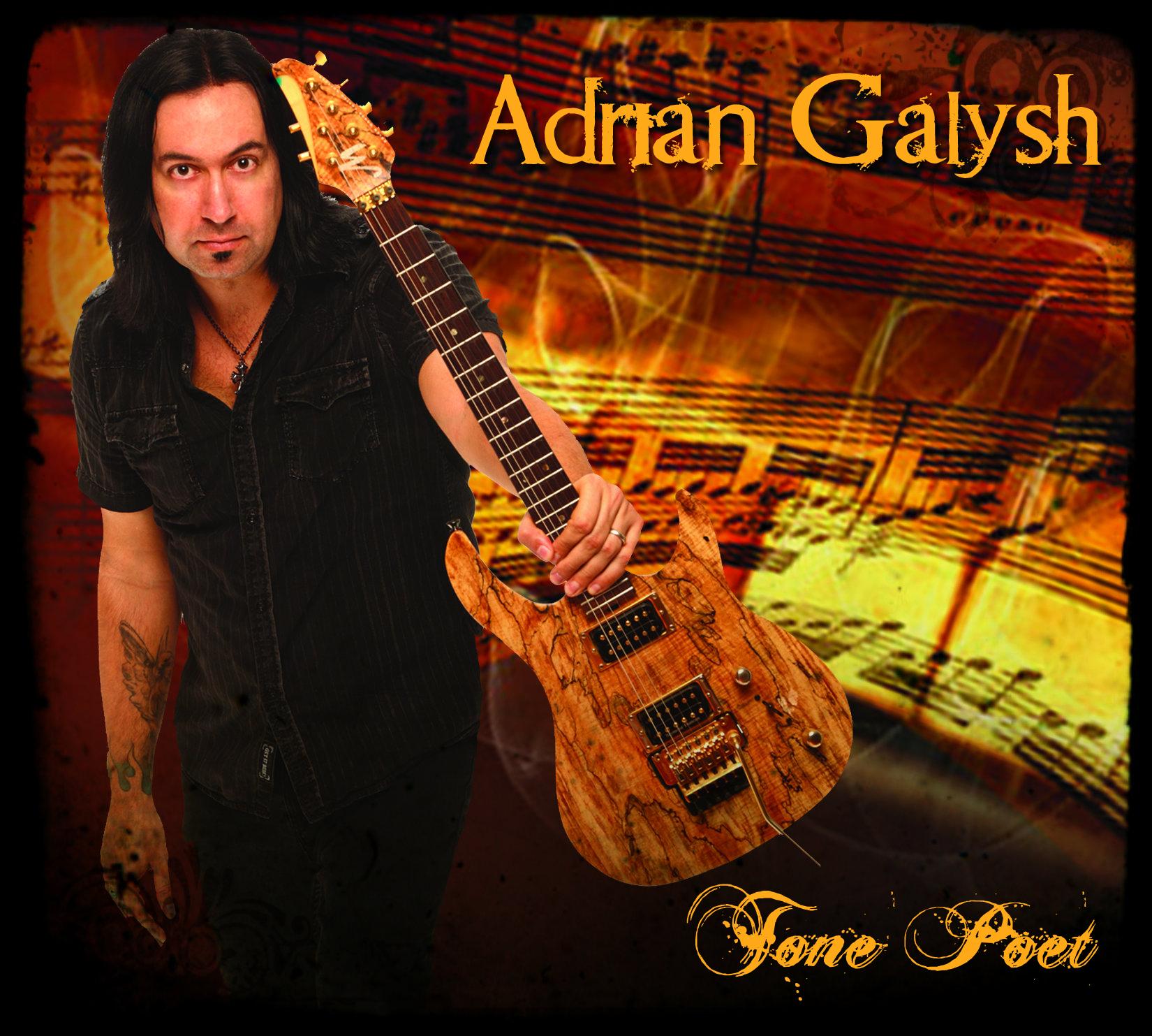 Adrian Galysh Releases New Album!