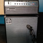 Mike Torres' Ampeg Bass Rig