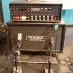 James' guitar rig