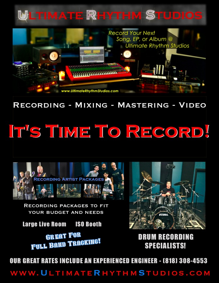 Record Your Music Now!
