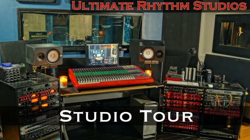 Check Out The Studio Video Tour!