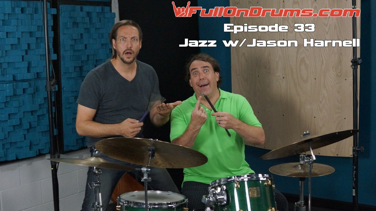Time For A Little Jazz w/Jason Harnell!