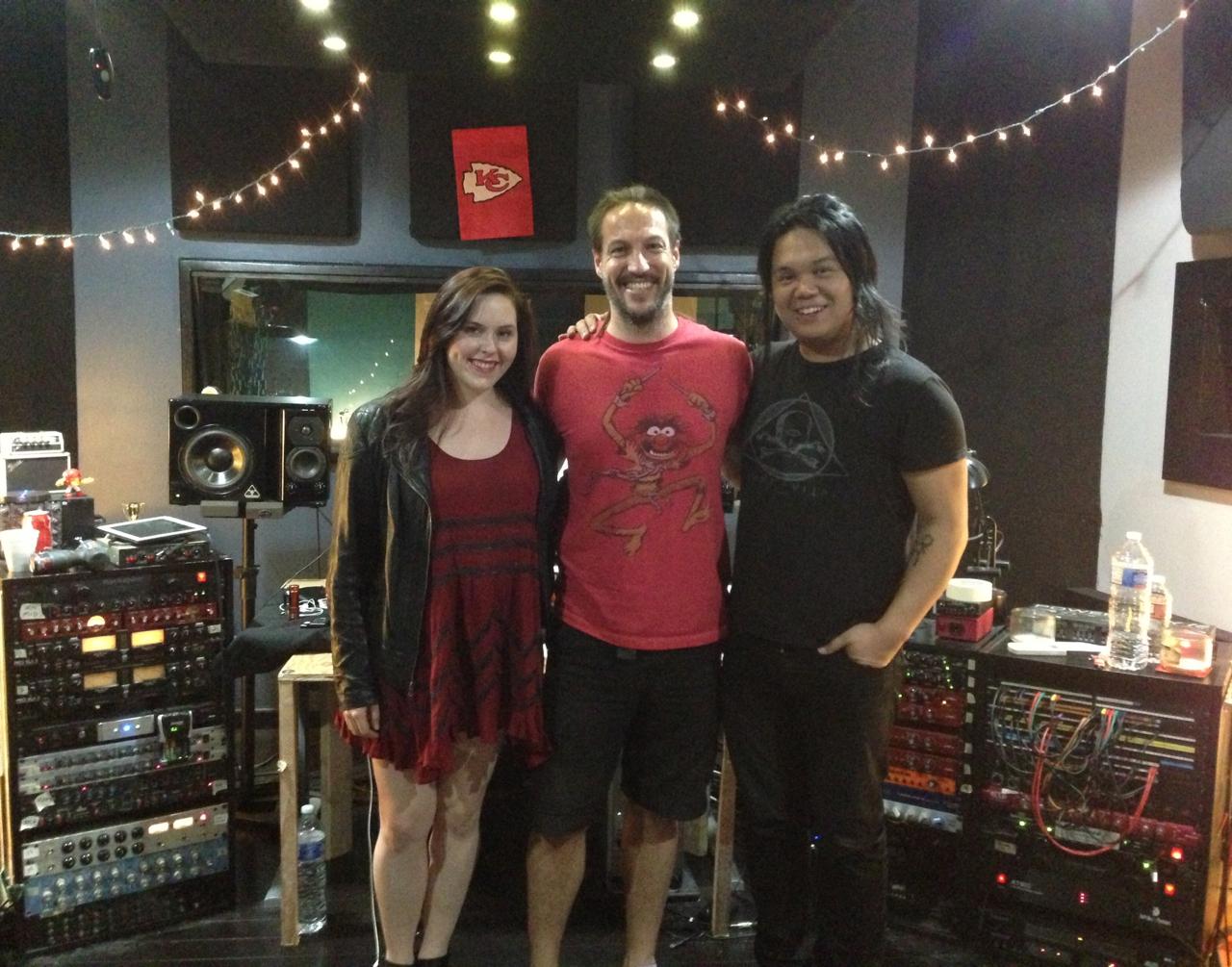 Tracking w/Producer Dean Dichoso