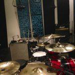Stanley Love's setup for the Raz Azraai session at Ultimate Studios, Inc