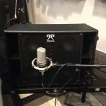 Ultimate Studios, Inc - Marty O'Reilly and the Old Soul Orchestra bass amp