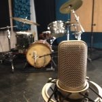 Ultimate Studios, Inc - Marty O'Reilly and the Old Soul Orchestra Audio-Technica 4047 for room mic