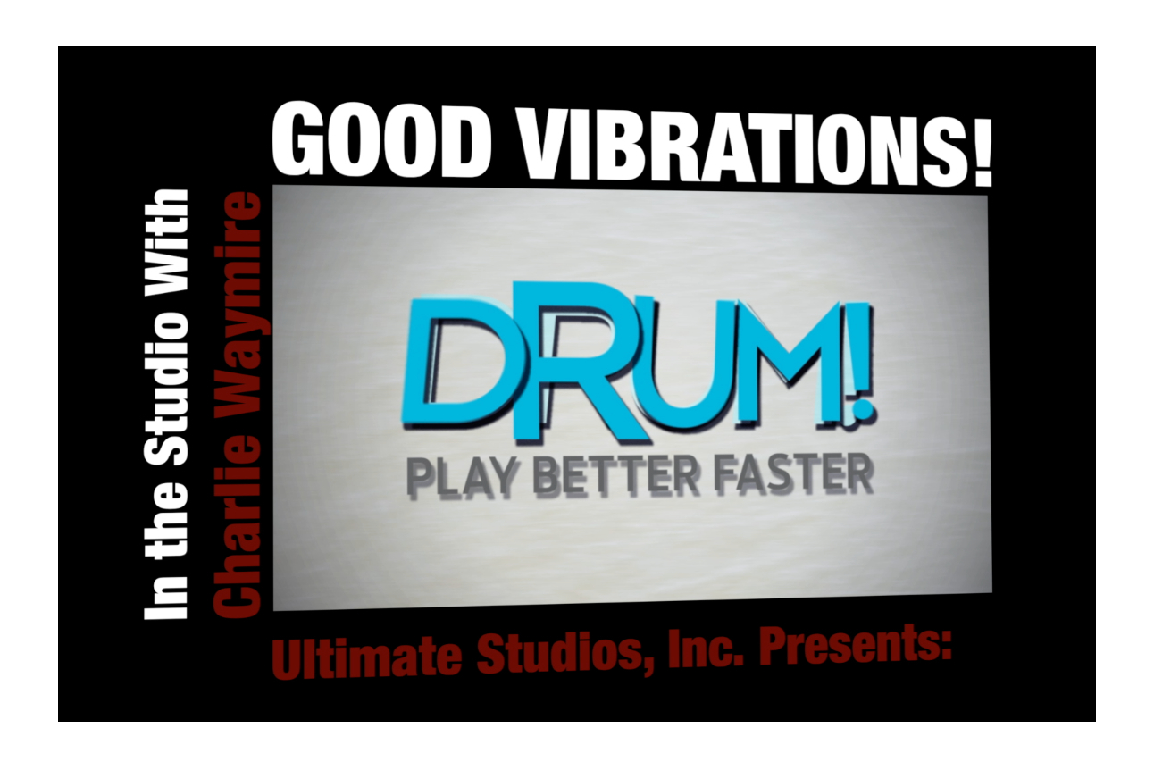 Good Vibrations Debuts On DrumMagazine.com! (w/video)