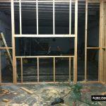Building Ultimate Studios, Inc - Front Control Room Wall
