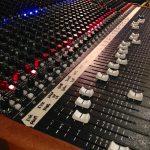 """The Trident 88 setup for Duranbah's """"Runaway"""" at Ultimate Studios, Inc"""