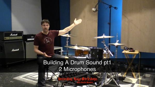 Building A Drum Sound pt1
