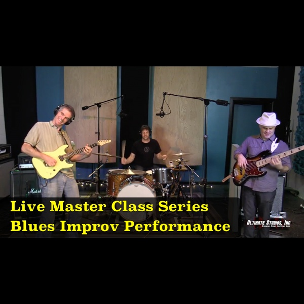 Live Streaming Master Class Performance!