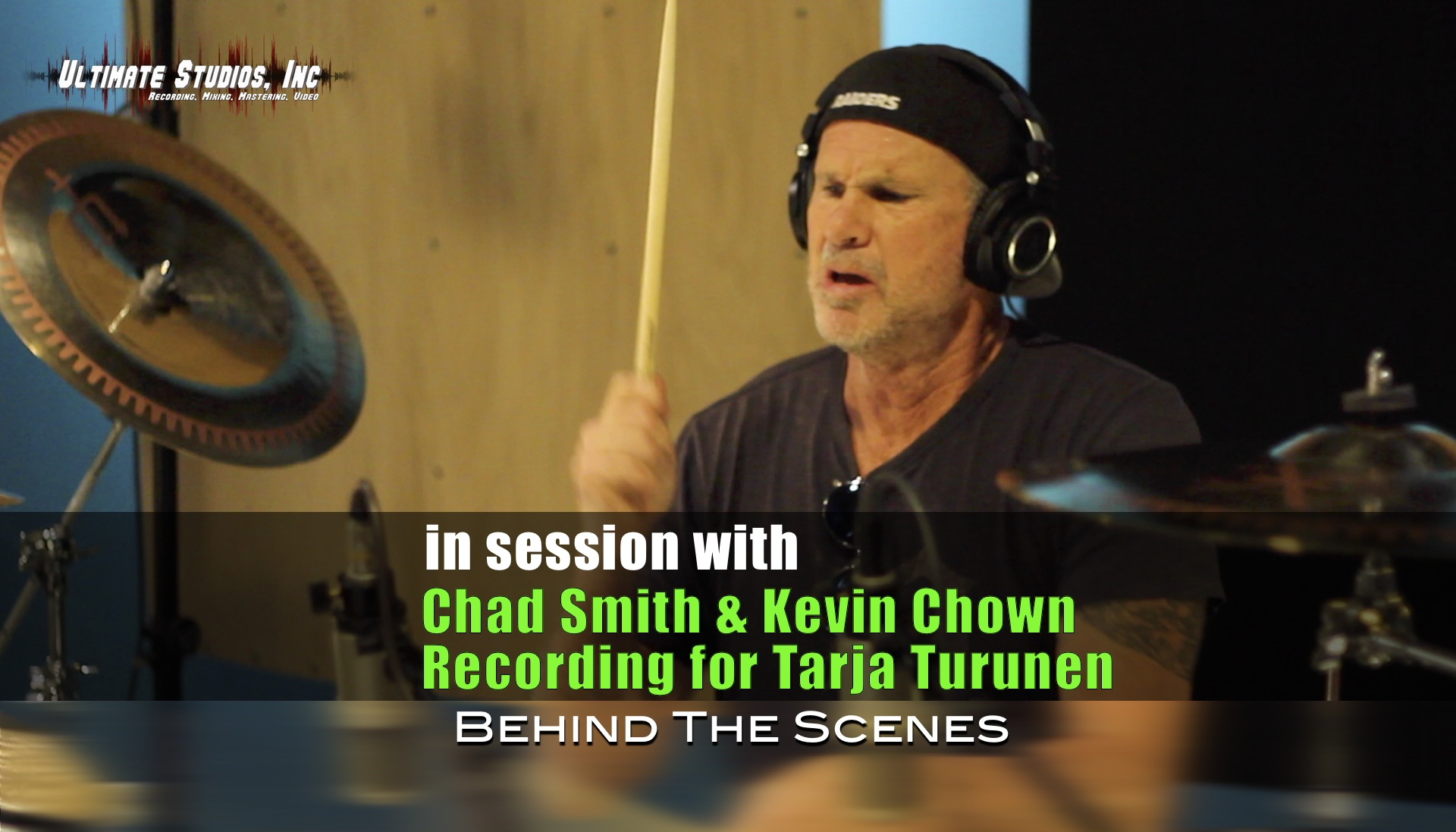 Behind the Scenes with Chad Smith