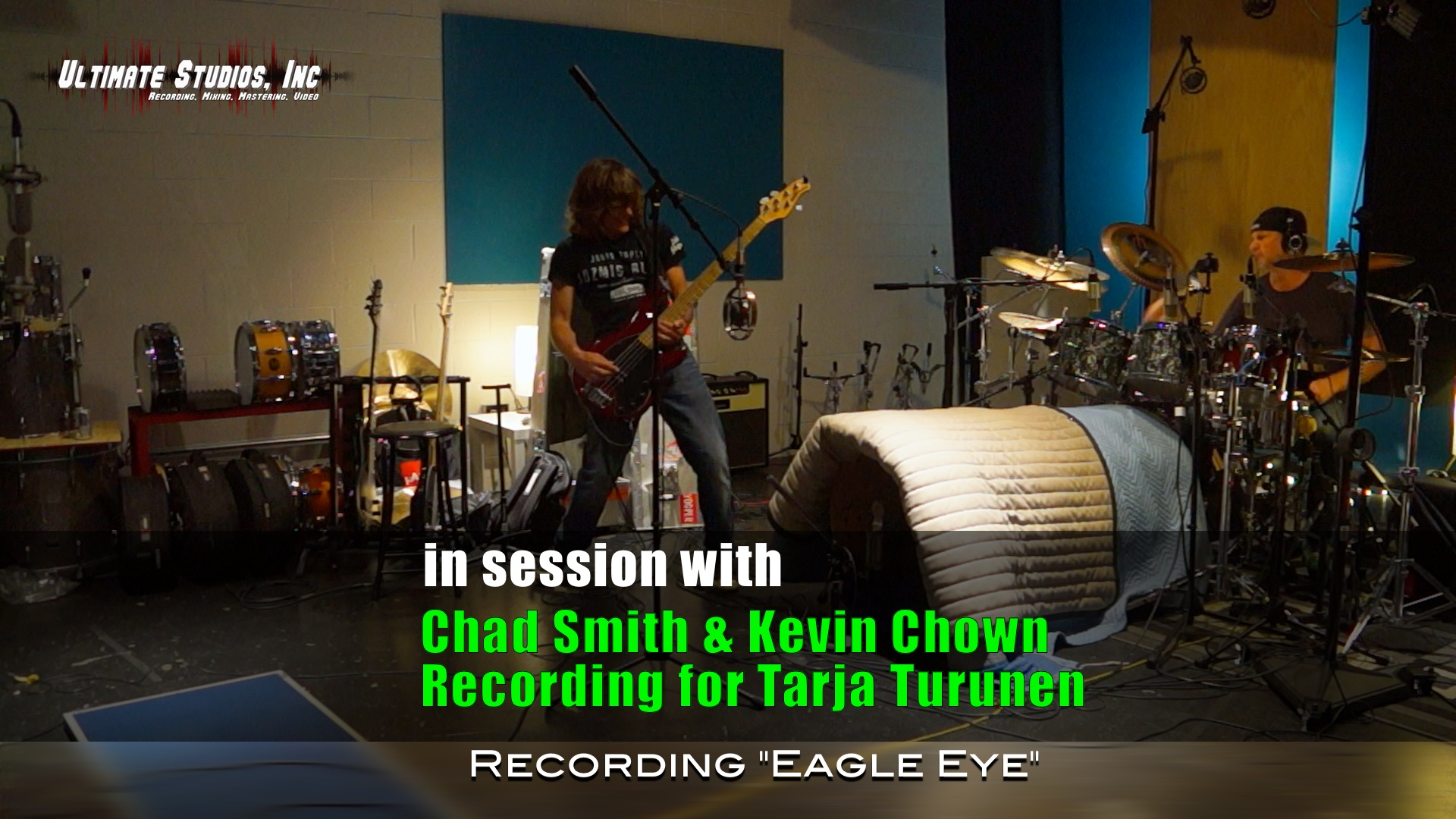 In Session w/Chad Smith!