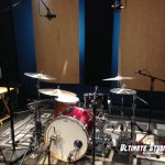 Gretsch Renown Drums at Ultimate Studios, Inc