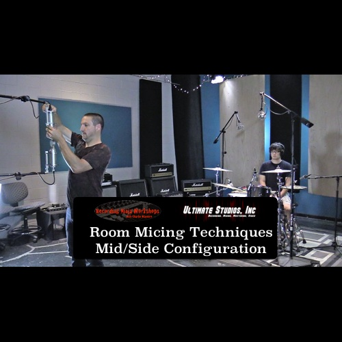 Stereo Room Micing Techniques: Mid/Side