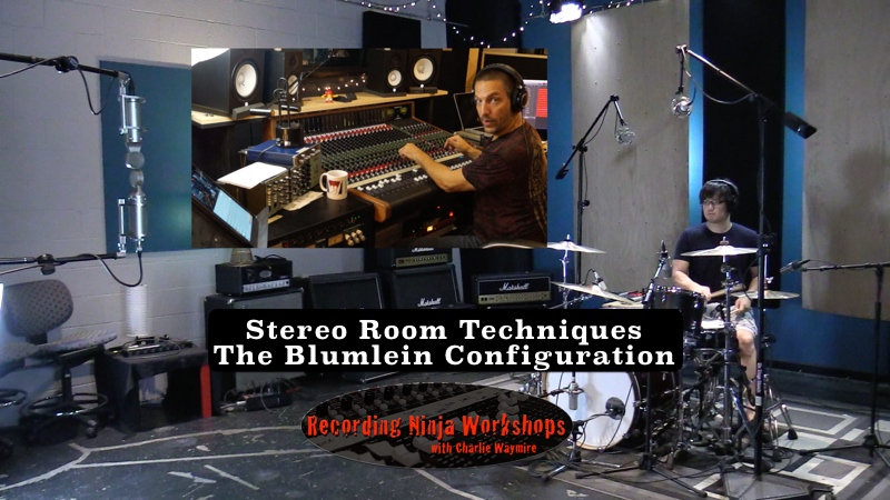 Stereo Room Micing Techniques: Blumlein