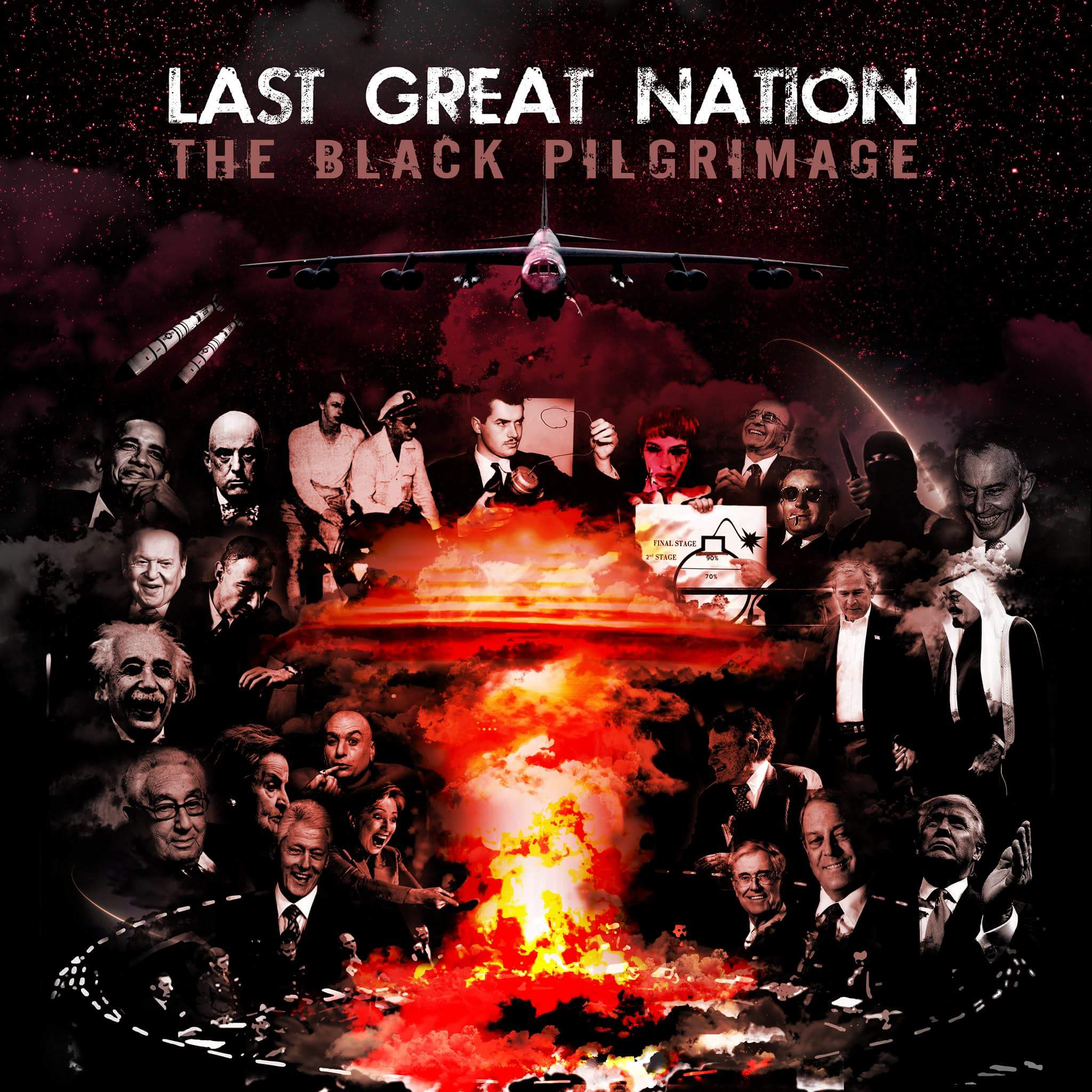 "Last Great Nation releases ""The Black Pilgrimage"""