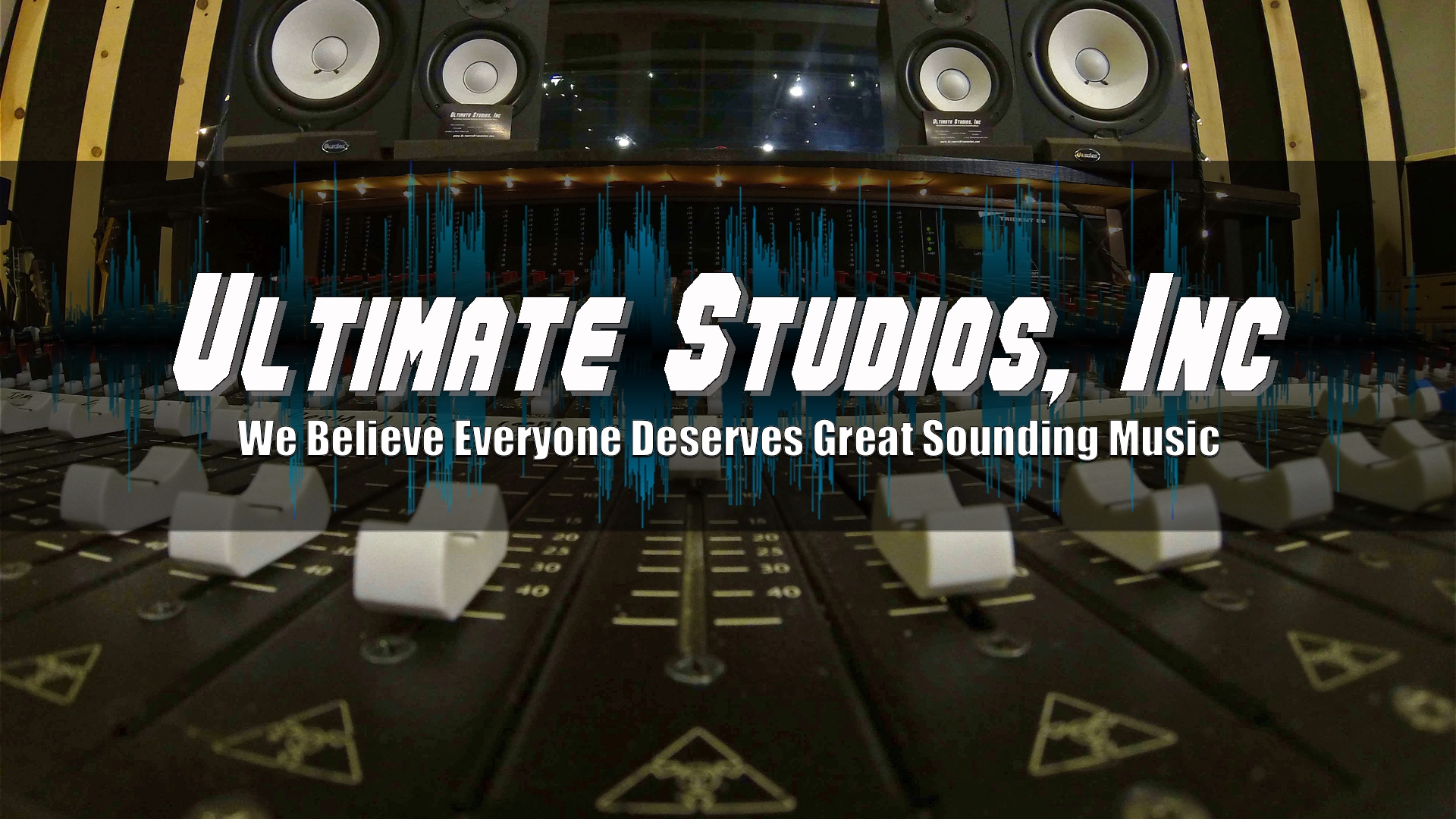 New Recording Studio Trailer!
