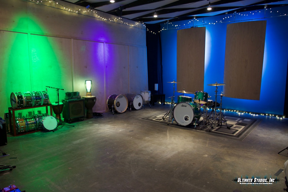 Drum Recording Los Angeles Ultimate Studios Inc
