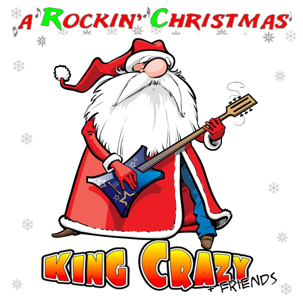 King Crazy Release New Christmas Album