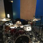 Paracosmic recording drums at ultimate studios, inc los angeles