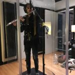 recording flute at ultimate studios, inc with paracosmic