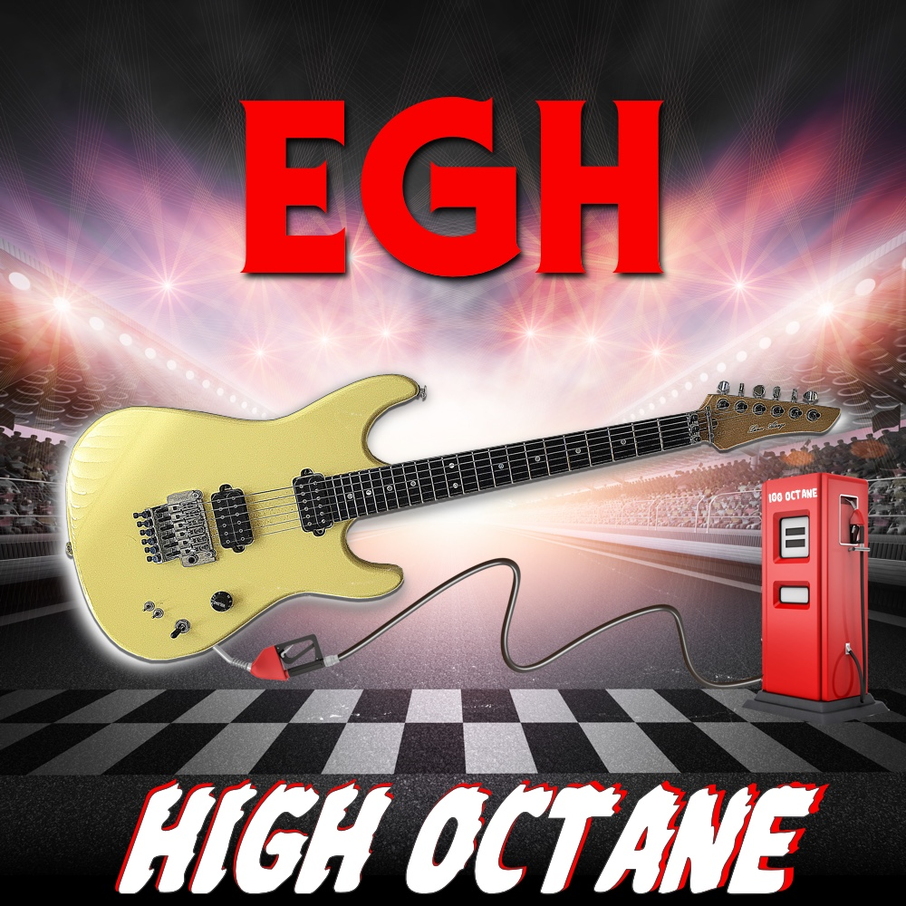 "EGH Release 3rd Studio Album ""High Octane"""
