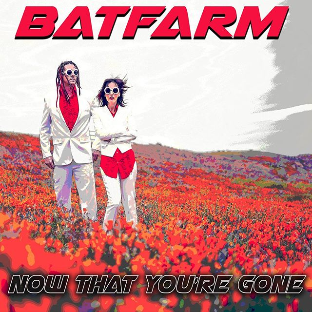 """Batfarm single """"Now That You're Gone"""" recorded and mixed by Charlie Waymire at Ultimate Studios, Inc"""