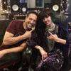 Alexx Calise and Charlie Waymire at Los Angeles Recording Studio Ultimate Studios Inc