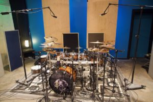 Drum Recording Studio Los Angeles
