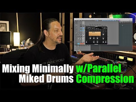 Mixing Tips! Parallel Compression on Drums