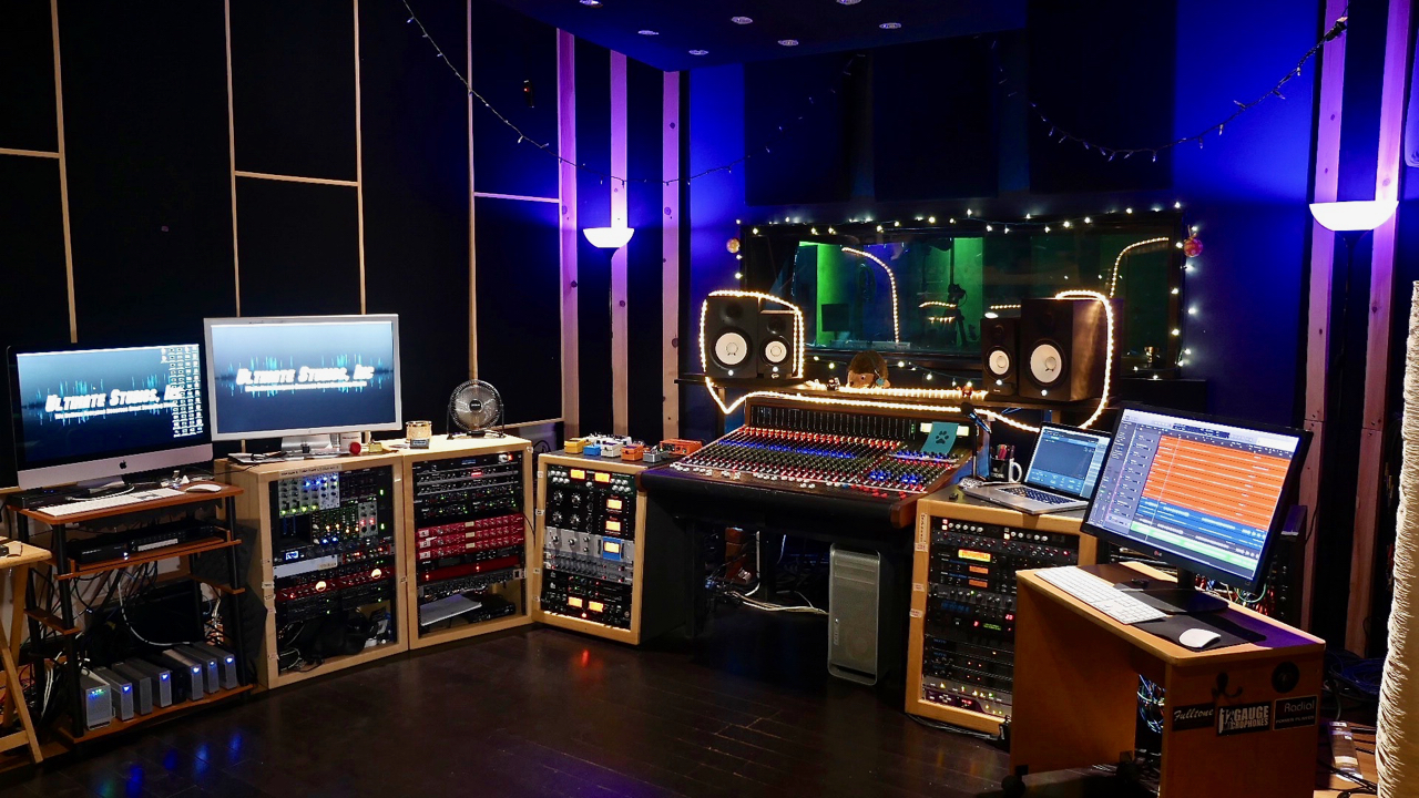 Best recording studio Van Nuys