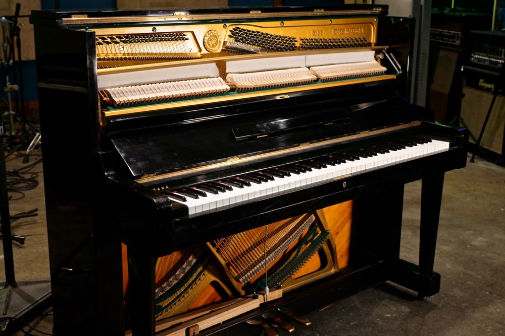 Piano recording studio Los Angeles