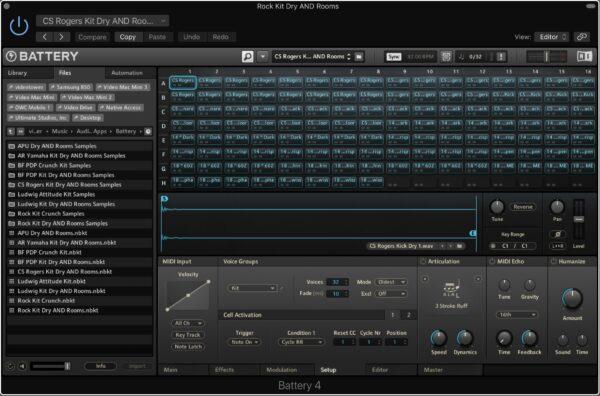 Drum Samples Ultimate Studios Inc Native Instruments Battery