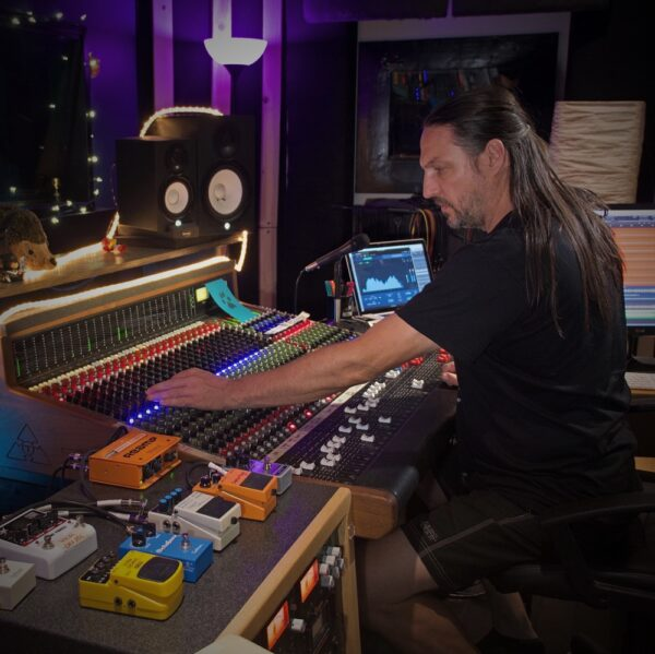 Drum Samples by Producer/Engineer Charlie Waymire